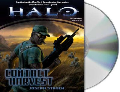 Image for Halo: Contact Harvest (Halo (Tor Mass Market))
