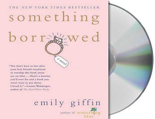 Image for SOMETHING BORROWED ABRIDGED ON 4 CDS