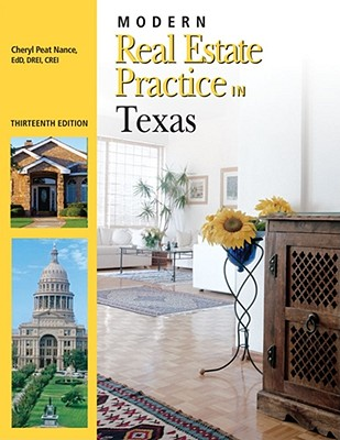 Image for Modern Real Estate Practice in Texas