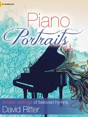 Image for Piano Portraits - Intermediate Piano