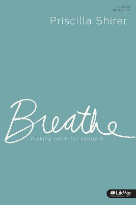 Image for Breathe - Study Journal: Making Room for Sabbath