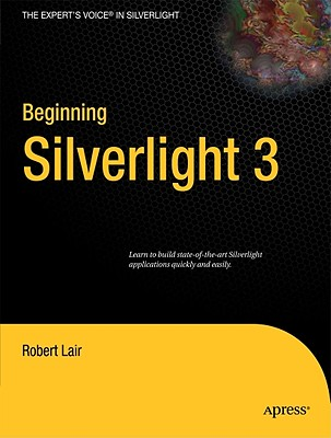 Beginning Silverlight 3, Lair, Robert
