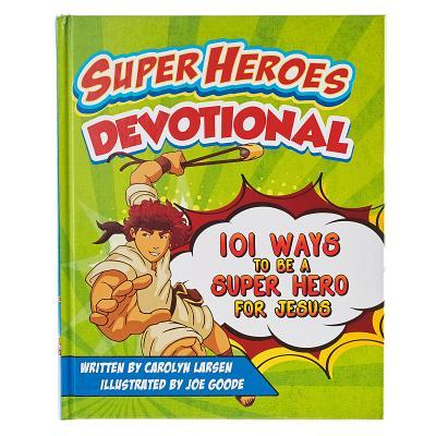 Image for KDS546 Super Heroes Devotional