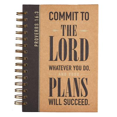 Image for JLW048 Jnl Wrbnd Lg Commit to the Lord