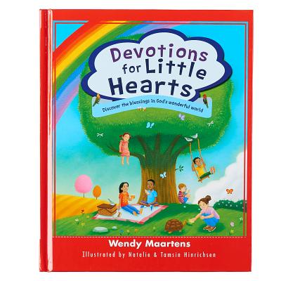 Image for KDS514 Devotions for Little Hearts