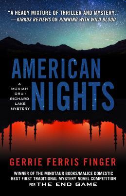 Image for American Nights (A Moriah Dru/Richard Lake Mystery)