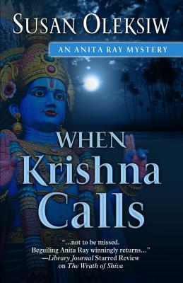 Image for When Krishna Calls (An Anita Ray Mystery)