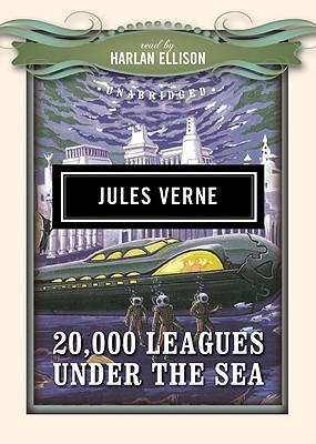 Image for Twenty Thousand Leagues under the Sea (Classics Read by Celebrities Series)