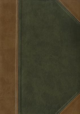Image for ESV MacArthur Study Bible (TruTone, Forest/Tan, Portfolio Design)