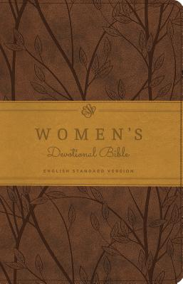 Image for ESV Women's Devotional Bible (Brown Birch)