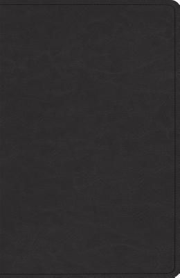 Image for ESV Heirloom Single Column Legacy Bible (Goatskin, Black)