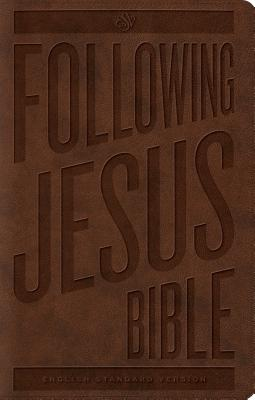 Image for ESV Following Jesus Bible (Brown)