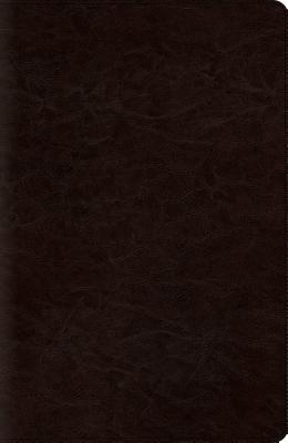 Image for ESV Classic Reference Bible (TruTone, Coffee)