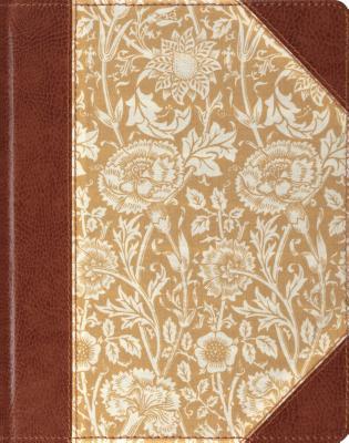 Image for ESV Single Column Journaling Bible (Antique Floral Design)