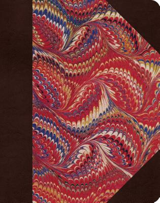 Image for ESV Single Column Journaling Bible Classic Marbled