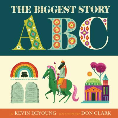 Image for The Biggest Story ABCs