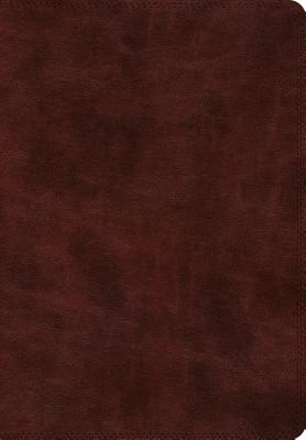 Image for ESV Super Giant Print Bible (TruTone, Burgundy)
