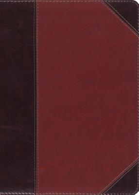 "Image for ""''ESV MacArthur Study Bible (TruTone Imitation Leather, Brown/Cordovan, Portfolio Design)''"""