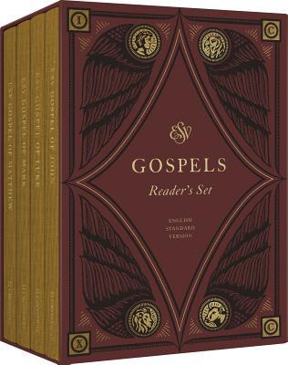 Image for ESV Gospels, Reader's Set (Cloth over Board)