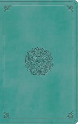 Image for *OUT OF PRINT ESV Value Thinline Bible (TruTone, Turquoise, Emblem Design)