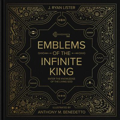 Image for Emblems of the Infinite King: Enter the Knowledge of the Living God