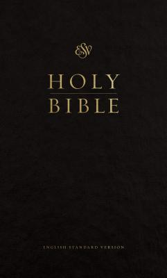 Image for ESV Pew Bible (Black)