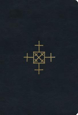 Image for ESV Student Study Bible (TruTone, Navy, Cross of Christ Design)