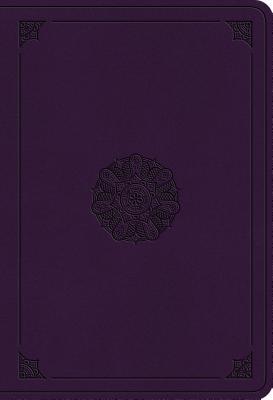 Image for ESV Student Study Bible (Lavender, Emblem Design)