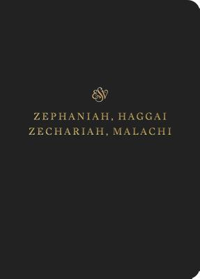 Image for ESV Scripture Journal: Zephaniah, Haggai, Zechariah, and Malachi