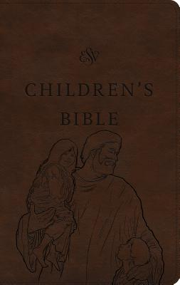 Image for ESV Children's Bible (TruTone, Brown, Let the Children Come Design)