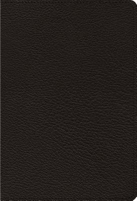 Image for ESV Heirloom Single Column Personal Size Bible (Goatskin, Black)