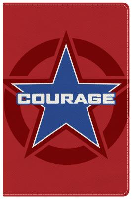 Image for NKJV Study Bible for Kids, Courage LeatherTouch
