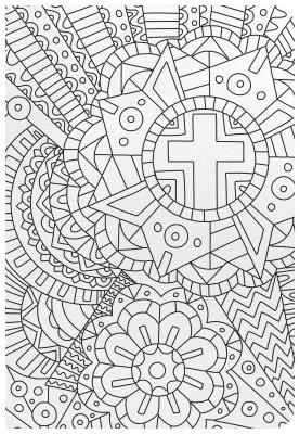 Image for NKJV Big Picture Interactive Bible, Color-Your-Own, Cross