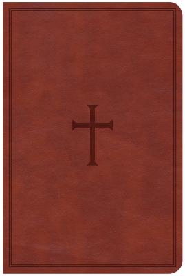 "Image for ""CSB Compact Ultrathin Bible, Brown LeatherTouch"""