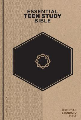 Image for CSB Essential Teen Study Bible (hardcover)