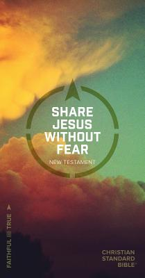 "Image for ""CSB Share Jesus Without Fear New Testament, Paperback"""