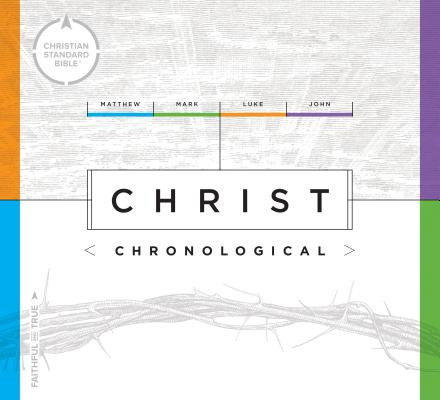 Image for CSB Christ Chronological
