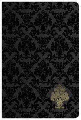 Image for NKJV Large Print Personal Size Reference Bible, Black Velvet