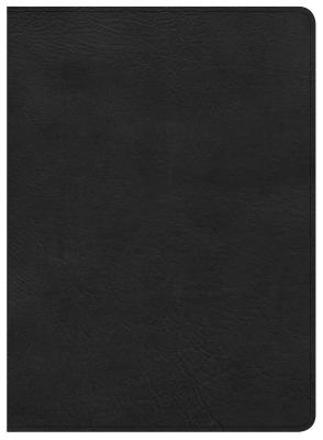 Image for CSB Study Bible, Premium Leather