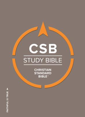 Image for CSB Study Bible, Hardcover