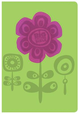 Image for The CSB Big Picture Interactive Bible, Flowers LeatherTouch (The Big Picture Interactive / The Gospel Project)