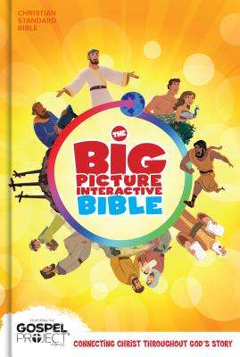 Image for The CSB Big Picture Interactive Bible, Hardcover (The Big Picture Interactive / The Gospel Project)