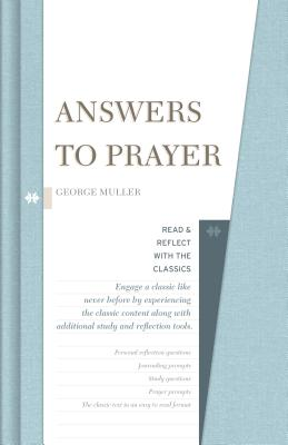 Image for Answers to Prayer (Read and Reflect with the Classics)