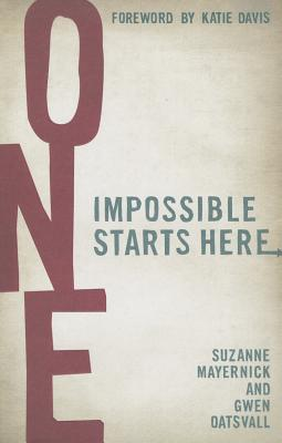 Image for One: Impossible Starts Here
