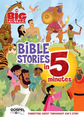 Image for The Big Picture Interactive Bible Stories in 5 Minutes, Padded Cover: Connecting Christ Throughout God?s Story (The Gospel Project)
