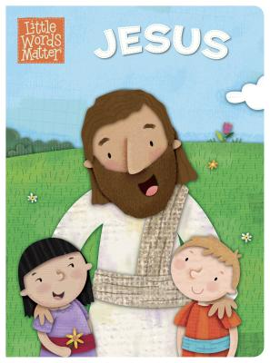 Image for Jesus (Little Words Matter?)