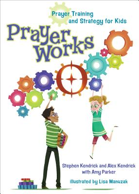 Image for PrayerWorks: Prayer Strategy and Training for Kids