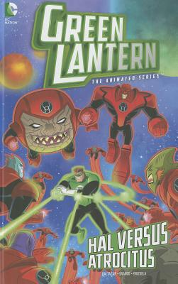 Image for Hal Versus Atrocitus (Green Lantern: The Animated Series)