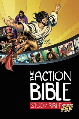 Image for The Action Bible Study Bible ESV