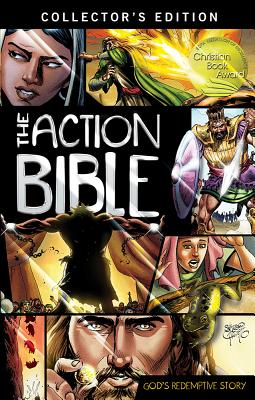 Image for The Action Bible Collectors Edition: Gods Redemptive Story (Action Bible Series)
